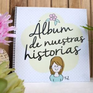 álbum de nuestras historias