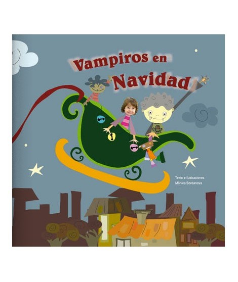 Vampiros en Navidad