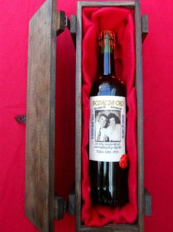 estuche vino personalizado