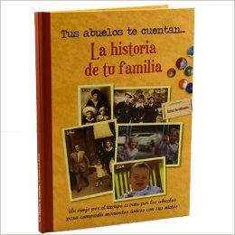 El libro de la historia de tu familia