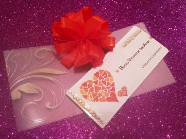 Cheques para enamorados